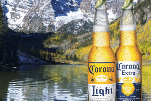 Corona Light and Corona Extra image