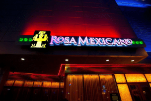 Rosa Mexicano image